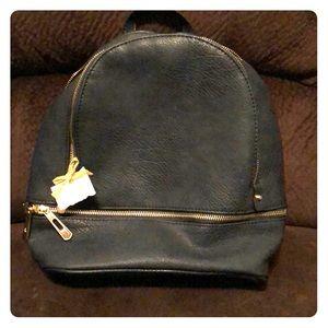 Handbags - *BRAND NEW TAGS STILL ON*Navy Blue small backpack